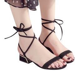 Женская обувь; сезон Лето Хит сезона с Туфли на низком каблуке простые средства ухода за кожей стоп ремни Фея Ветер сандалии в римском стиле