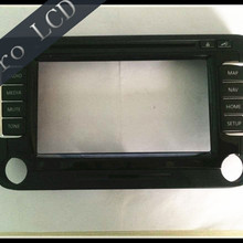 Фирменная Новинка автомобильный DVD/gps навигации Volkswagen RNS510 спереди Панель для VW RNS 510 навигации Панель