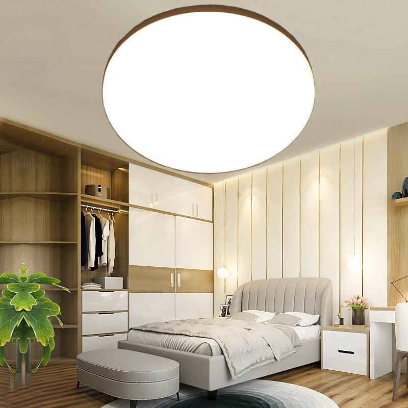 Ultra Dünne LED Decke Lichter Leuchte Moderne Lampe Wohnzimmer Schlafzimmer  Küche Oberfläche Montieren Decke Licht Für Badezimmer