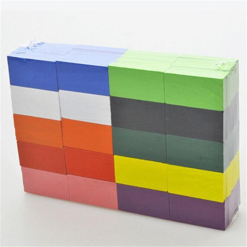 mocai 120pcs / lot Lojë bordit për fëmijë Dhuratë druri Domino - Lodra ndërtimi - Foto 4