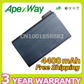 Apexway 4400mAh 8 cells new laptop battery for Dell Inspiron 8100 8200 for Latitude C600 C610 C640 CP CPi 233ST 366 1691P