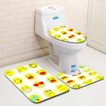 Buy Emoji Bathroom Set And Get Free Shipping On Aliexpress Com