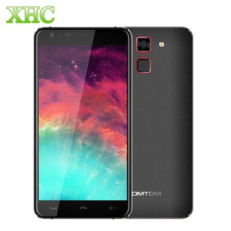 Ht30 homtom 1 gb + 8 gb dual sim teléfono inteligente de identificación de huell