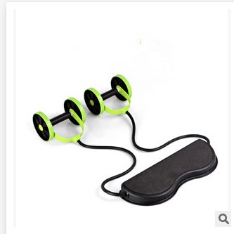HTB1WhMOKVXXXXcDapXXq6xXFXXXw - AB Wheels Roller Stretch Elastic Abdominal Resistance Pull Rope Tool AB roller for Abdominal muscle trainer exercise