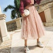 7099b7803 Compra pink feather skirt y disfruta del envío gratuito en ...
