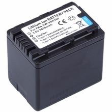 Probty VW-VBK360 VW VBK360 VWVBK360 Камера Батарея для Panasonic HDC-HS80 SD40 SD60 SD80 SDX1 SDR-H100 H85 H95 HS60 HS80 TM60