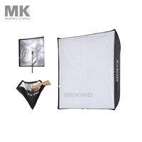 Selens Photographic Umbrella Softbox For Speedlite Speedlight Flash 90 90cm 35 4 35 4in Soft Box