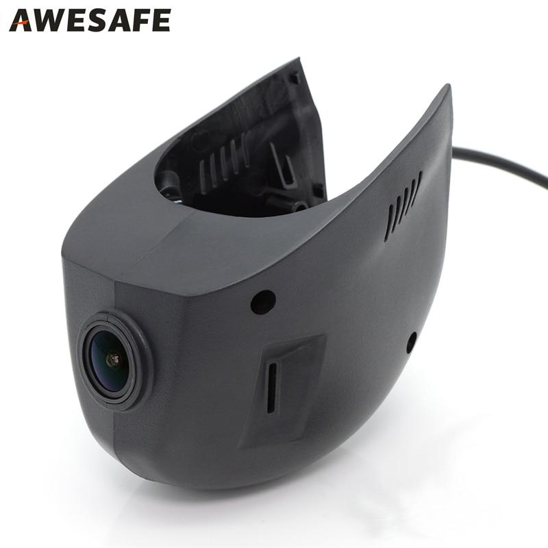 WiFi Car DVR Camera Video Recorder registrator Novatek 96655 for Volkswagen Golf 7 2015 160 degrees FHD 1080p Car dvrs dash cam wifi car dvr dash cam camera 1080p video recorder novatek 96655 imx 322 for vw volkswagen passat touran skoda golf registrator