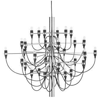 Moderne Silber 18/30/50 Köpfe Kunst Designer Sommer Obst Anhänger Lichter wohnzimmer esszimmer hotel anhänger lampe