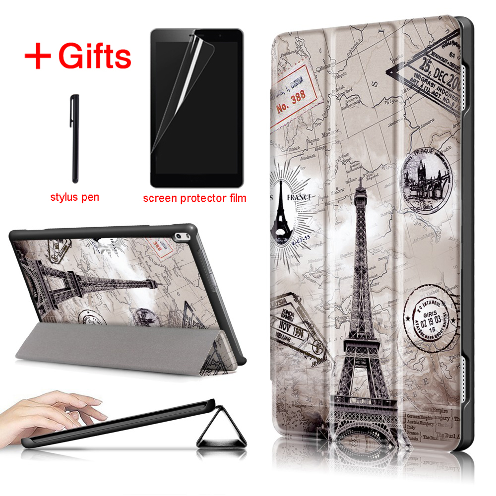 PU Leather Case For Lenovo tab 4 10 plus TB-X704L TB-X704F TB-X704N Magnet Smart Cover Funda For Lenovo tab4 tab 4 plus 10.1 high quality folio pu leather case cover for lenovo tab 4 10 plus tb x704f x704n 10 1 inch tablet stylus film
