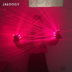 Image 3 - قفازات عالية الجودة من الليزر الأحمر ، أشرطة النوادي الليلية ، مستلزمات المسرح ، تجهيزات الفلورسنت الموسيقية ، قفازات المهرجان المضيء LED