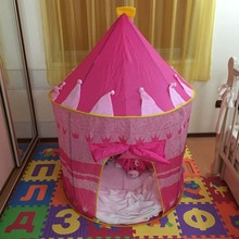 Portable Castle Folding Tent and Play House