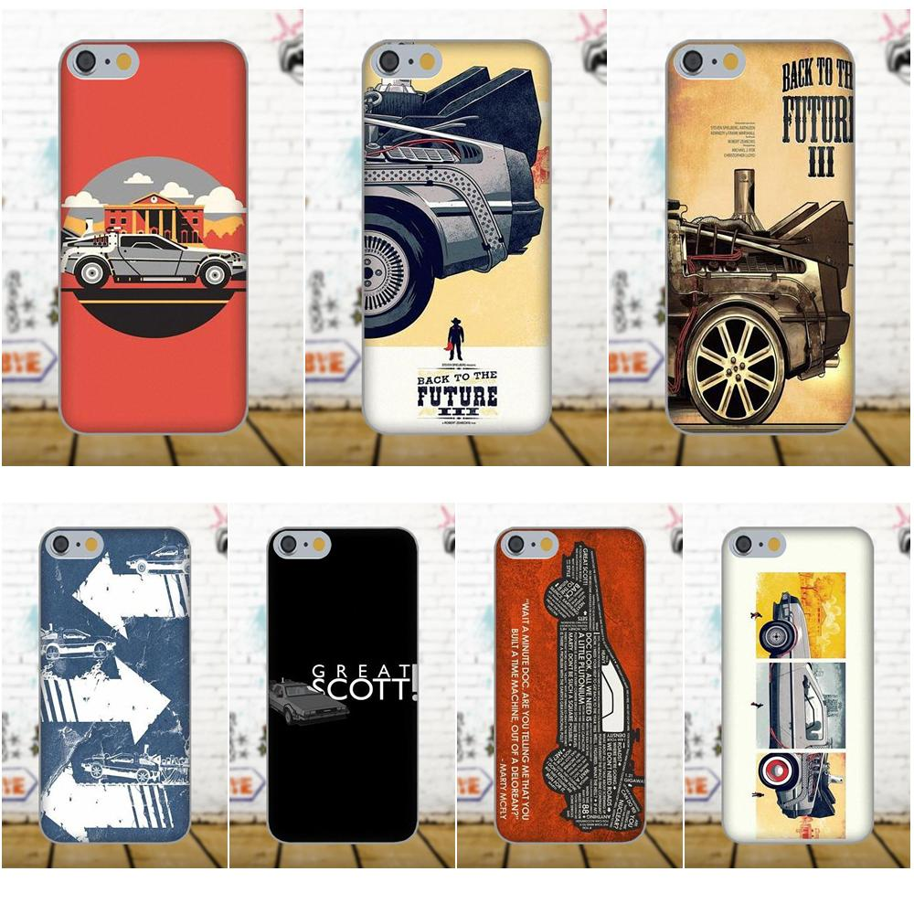 Oedmeb Back To The Future Movie Marty Mcfly TPU Hotsales For Galaxy A3 A5 A7 J1 J3 J5 J7 S5 S6 S7 S8 S9 edge Plus 2016 2017