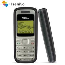 Original Nokia 1200 unlocked gsm 900/1800 mobile ph