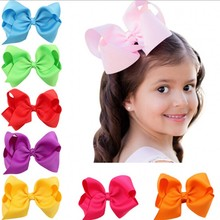 Boutique Handmade Hair Bow Hair Clips hair bow Ribbon bows hair clip hairclip