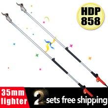 HDP 858 super light bigger cutting long arm pruner 2 sets (complete two sets promotion link)