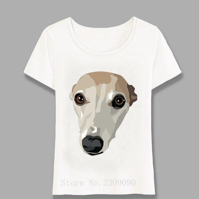 מצחיק פאון ויפט חידוש הדפסת חולצה אופנה נשים חולצה אני אוהב חמוד ויפט כלב עיצוב מקרית חולצות אישה Tees Harajuku