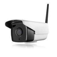 TF card network IP camera Onivf H.264 P2P security monitoring CCTV night vision infrared HD 720P 1MP camera