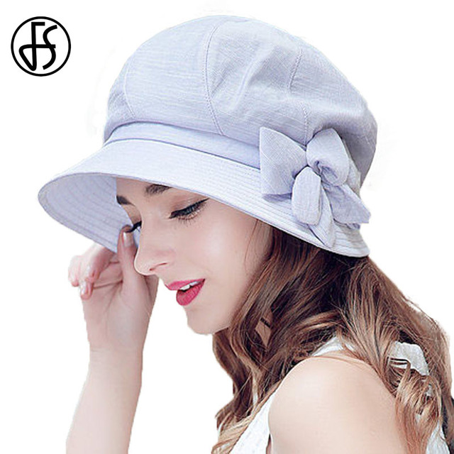 FS Summer Foldable Floppy Beige Black Sun Hats For Women With Big Heads  Short Brim Beach 0f856e39e61