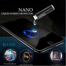 All Phone Universal NANO Liquid Screen Protector for IPhone X 8 + 5T Invisible Full Cover Film for Samsung S6 S7 S8 S9