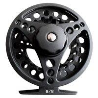 Full Metal Fly Fishing Reel 3 4 5 6 7 8 Flyfishing Bearing 2 1 Gear