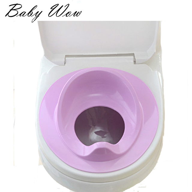 New Kids portátiles Baby Trainer aseo niños wc Potty Training niños orinal de plástico bebés aseo seguras asiento tyh-20457