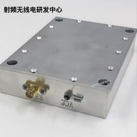 50-1100 MHz 1 W DTMB TV Digital Amplificador De Potência de RF de Alta Linearidade