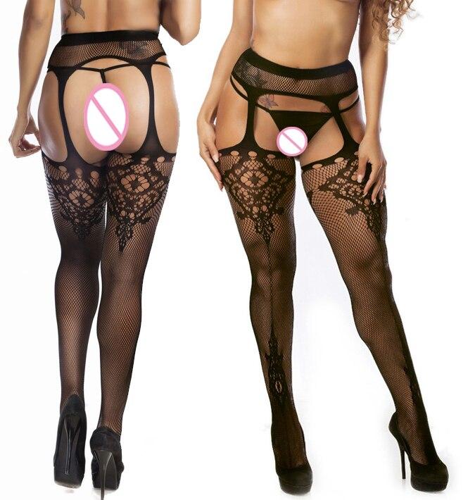 Sexy  Stockings pantyhose tights lingerie hosiery GARTER Pantyhose Elastic Pantyhose Quality Transparent