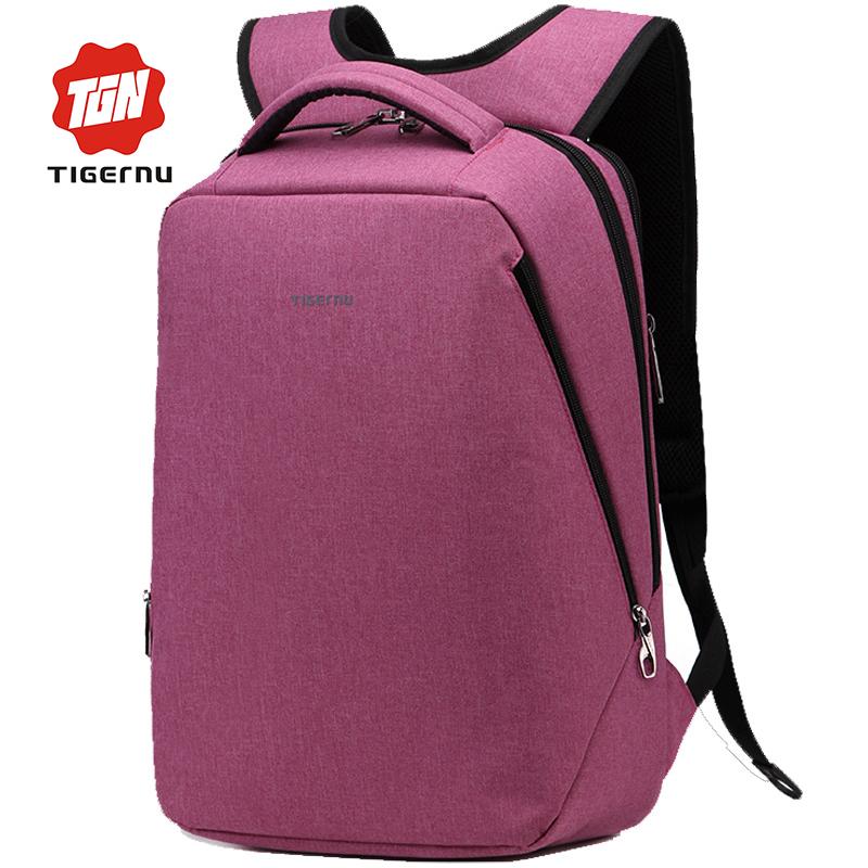 Prix pour 2017 tigernu école de mode sacs à dos pour adolescente filles garçon haute qualité college school sac 12.1-15.4 pouce ordinateur portable sac à dos