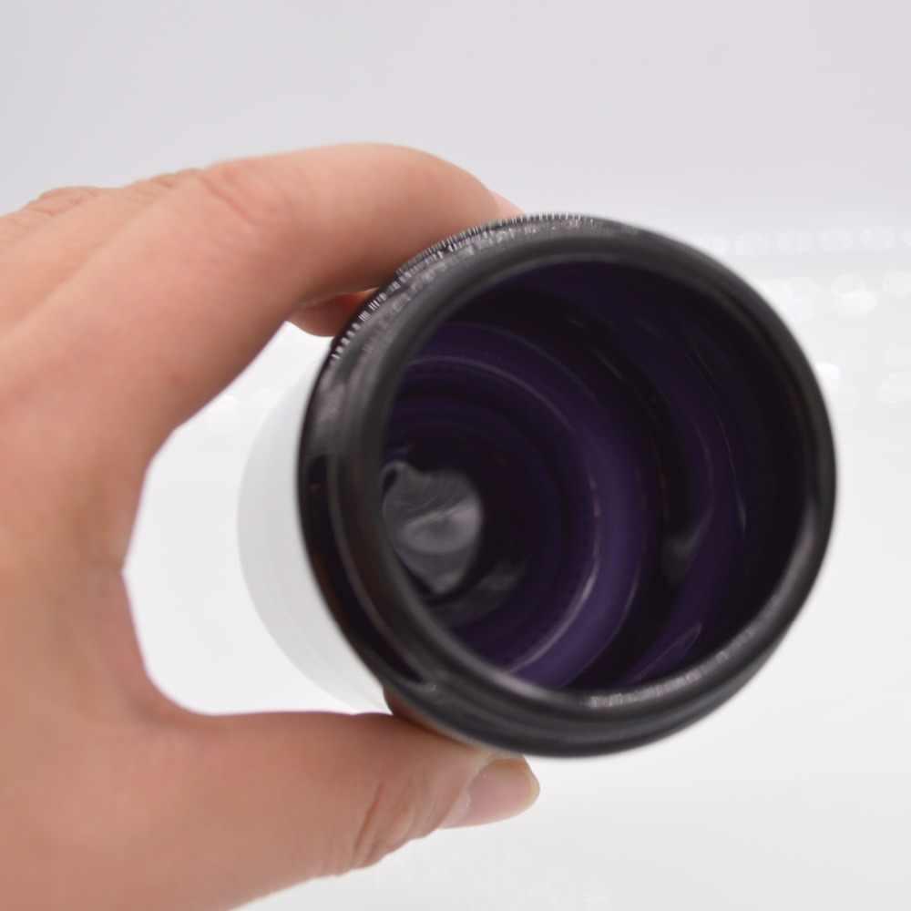 15 Ml Sampai 1000 Ml Hitam Ultraviolet Kaca Lilin Minyak UV Wadah DAB Bho Berkonsentrasi Toples Kedap Udara Bau Bukti Ramuan grinder Wadah