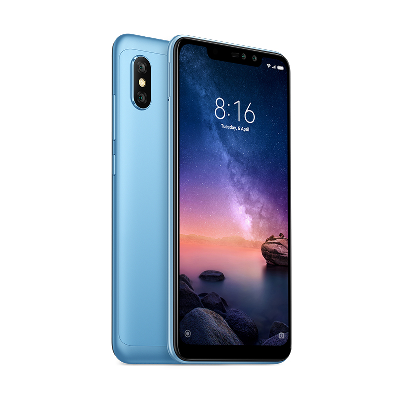 "Image 5 - Spain In stock Global Version Xiaomi Redmi Note 6 Pro NOTE6 PRO 4GB 64GB Octa Core 6.26"" Notch Full Screen 4000mAh Smartphone-in Cellphones from Cellphones & Telecommunications"