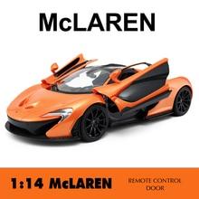Rastar mlaren Радиоуправляемая машина 1:14, спортивный гоночный автомобиль, радиоуправляемые игрушки, радиоуправляемая машина, модель электромобиля, игрушки для мальчиков