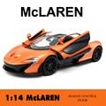Радиоуправляемый автомобиль Rastar mlaren  1:14  спортивный гоночный автомобиль с дистанционным управлением  Радиоуправляемая машинка  модель эле...