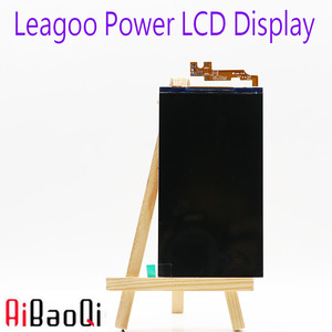 Image 4 - AiBaoQi New Original 5.0 inch Touch Screen+1280x720 LCD Display Assembly Replacement For Leagoo KIICAA Power Phone