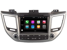 S190 Android 7.1 CAR DVD player FOR HYUNDAI ix35/TUCSON 2016 car audio stereo Multimedia GPS Quad-Core stereo device unit WIFI