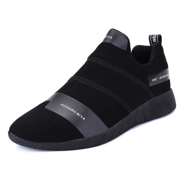 Классическая мода Весна Осень мужской повседневная обувь slip on клинья открытый прогулки спортивная обувь мужская марка superstar роскошные мужчины обувь
