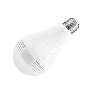 Image 5 - 360 Degree LED Light 960P Wireless Panoramic Home Security Security WiFi CCTV Fisheye Bulb Lamp IP Camera