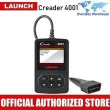 Launch CReader 4001 OBD2 Scanner Auto Fault Code Reader OBDII Car Scan Tool Autoscanner OBD 2 Scaner Diagnostics
