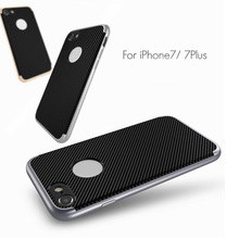 Silicone Dual Hybrid Phone Case iPhone 5S  6 6S  7 7Plus