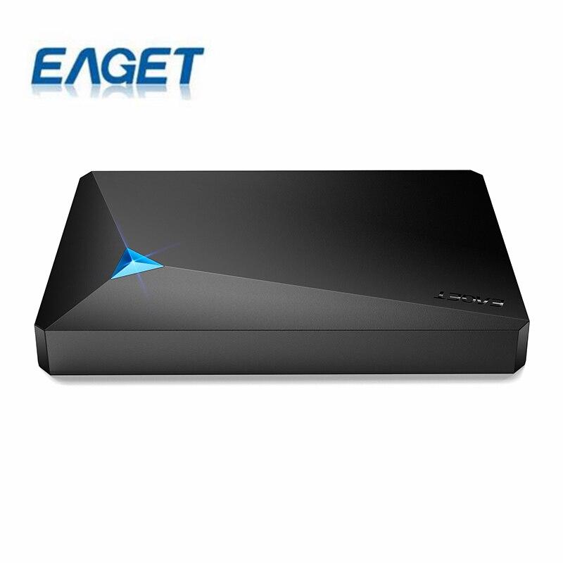 """Горячие Eaget G20 500 ГБ/1 ТБ/2 ТБ/3 ТБ Внешние жёсткие диски USB 3.0 High-Скорость 2.5 """"жесткий диск Шифрование HDD для рабочего ноутбука мобильный"""