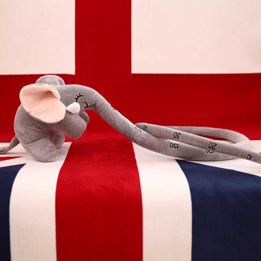 Милый творческий ребенок дети маленькие длинный нос слона Кукла Мягкие плюшевые вещи стежка ty мягкая игрушка аниме Куклы подарки zabawki n013