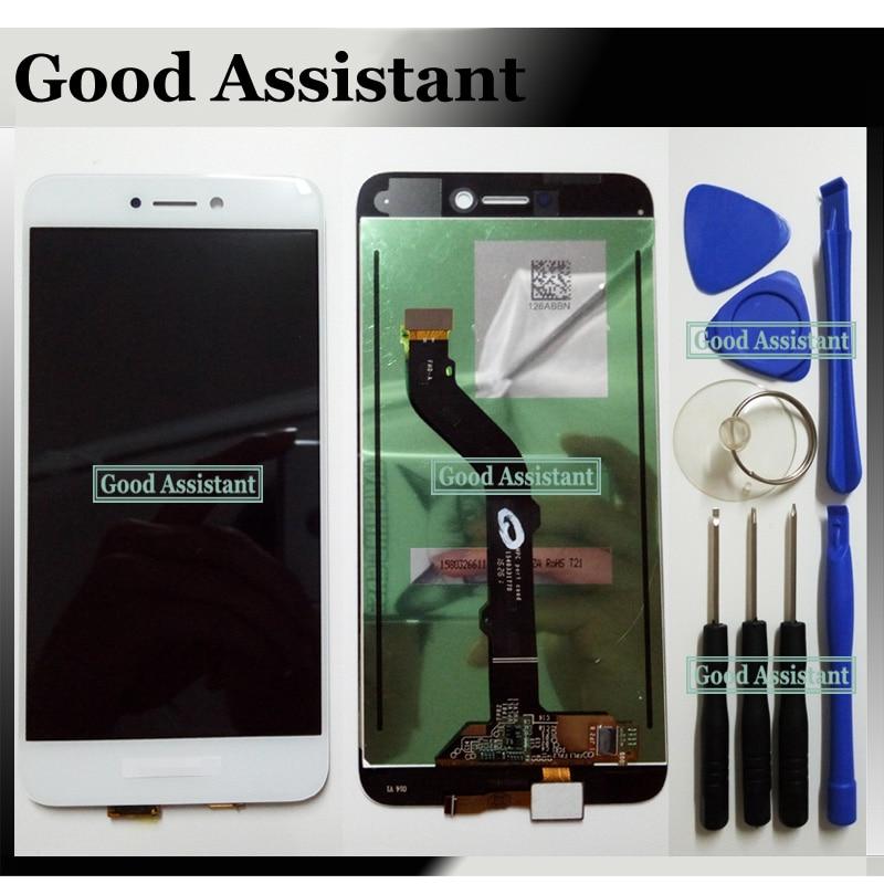 imágenes para De alta Calidad Para Huawei P8 lite 2017/honor 8 lite/nova lite PRA-LX2 Pantalla LCD + Pantalla Táctil Del Digitizador Assembly + Herramientas