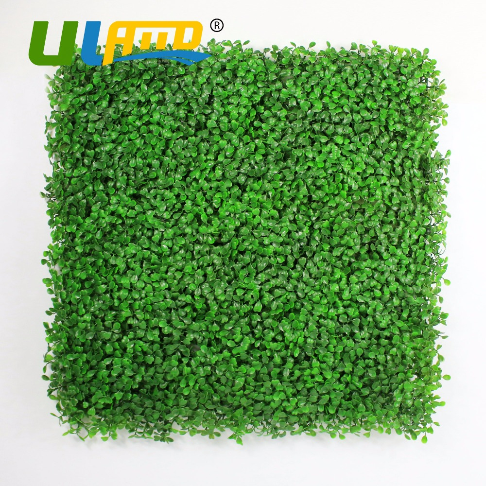 Uland Artificial Ivy Leaf Hedge Panel 50x50cm Pc