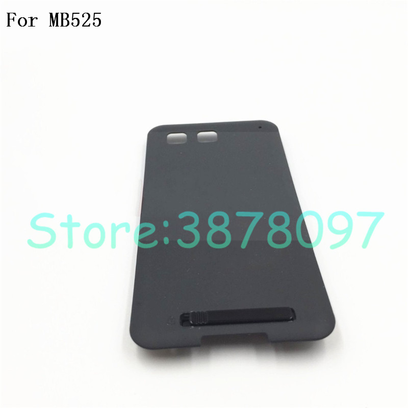 Original New Mobile Phone Housing for Motorola MB525 Battery Cover Case Back Housing(China)
