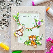 Lion Tiger Clear Silicone Stamp DIY Scrapbooking Card Album Making Background Craft Handmade Decoration Template lovely unicorn clear silicone stamp diy scrapbooking card album making background craft handmade decoration template