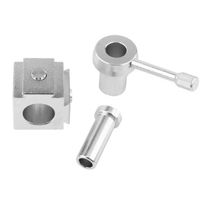 Image 5 - Aluminum Mini Lathe Tool Holder Quick Change Post Cutter Holders Screw Kit Boring Bar Turning Facing Stand Wrench with Hex Keys