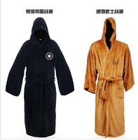 Cần bán HOT STAR Wars Darth Vader flannel Terry Jedi dành cho người lớn áo choàng Tắm Robes Halloween Cosplay Costume For Men đồ ng