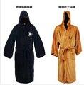 Caliente venta de Star Wars Darth Vader franela Terry Jedi adultos albornoz batas de Halloween Cosplay traje para hombre ropa de dormir
