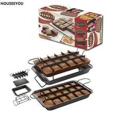 Metal Bakeware Non-stick Cake Mould Bread&Loaf Pan