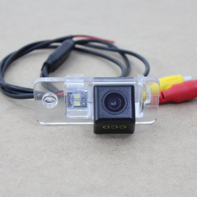 For Audi A6 / C6 / S6 / RS6 2005~2009 - Car Back up Reverse Camera / Parking Camera / Rear View Camera / HD CCD + Water-proof
